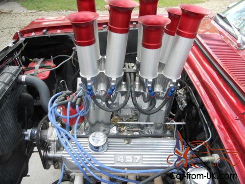 '64 Ford Falcon Sprint Hard Top Gasser 005-427-hi-rise